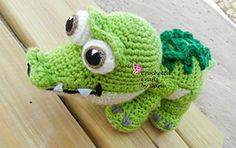 Ravelry: Baby Croc Pattern pattern by Crocheted Crafts by Dani