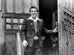 """dubikvit: Владимир Высоцкий на съемках """"Место встречи изменить нельзя"""", 1978 год"""