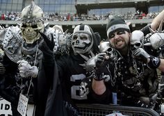 """The Raider Nation is known for its """"black hole"""", a specific section of the McAfee Coliseum (Sections  104, 105, 106, and 107) frequented by the rowdiest and most fervent fans. No surprise at the fans """"outlaw"""" costumes when the team's 70-80's players included  """"The Assassin"""" (Jack Tatum), """"Doctor Death"""" (Skip Thomas), """"Snake"""" (Ken Stabler) and """"The Mad Stork"""" (Ted Hendricks). (Chuck Noll, former Steeler's coach once described the Raider defensive backs as a """"criminal element."""")"""
