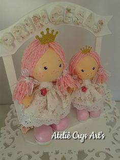 Atelie Crys Art de: 01/05/16