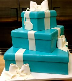 Tiffany Boxes for the girl who loves all things Tiffany