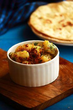jeera aloo recipe - tasty and easy to make potato recipe for chapati, roti, rice  #indianfood #food #recipes #vegetarian #potato