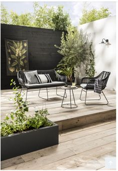 Patio Area Bar Chairs for Comfortable Outdoor and Poolside Seating – Outdoor Patio Decor Patio Seating, Patio Table, Backyard Patio, Bar Seating, Banquette Seating, Wood Patio, Concrete Patio, Diy Patio, Outdoor Lounge