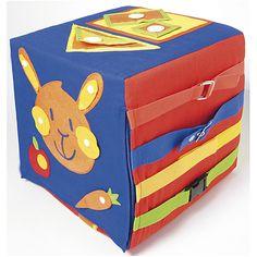 Eduplay, Lernwürfel Sunny, Tageseinrichtungen, Kindergarten, Zum Spielen und Anziehen-Lernen,