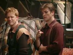 On the Set of Firefly <3