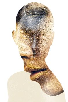 Double Exposure - Andreas Lie Double Exposure, Installation Art, Framed Prints, Abstract, Artwork, Photography, Sketchbooks, Collage, Glitter