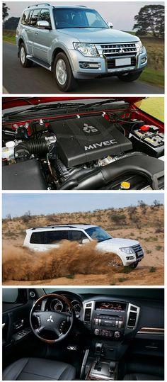Category Mitsubishi >> 2016 Mitsubishi Pajero Sport Electronic Parking Brake And 4wd