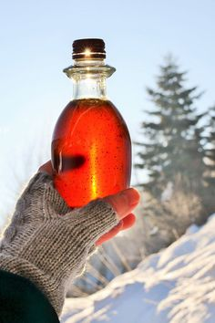 Sirup z tymianu je poklad domácej lekárne Homemade, Syrup, Home Made, Hand Made