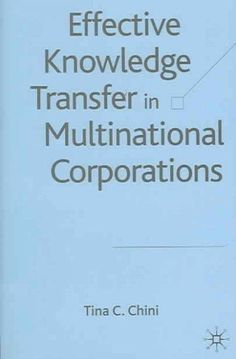 Excellent website on training and knowledge transfer human effective knowledge transfer in multinational corporations fandeluxe Image collections