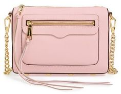 $104, Rebecca Minkoff Avery Crossbody Bag. Sold by Nordstrom. Click for more info: https://lookastic.com/women/shop_items/400751/redirect