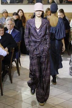 Gabriela Hearst Fall 2018 Model: Mona Matsuoka http://ift.tt/2oJmIim