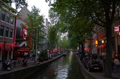 amsterdam | Amsterdam by Night: Red Light District, Leidseplein, Centraal Station