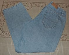Riders by Lee Womens Boot Cut Jeans - 16 P - 34W x 28L