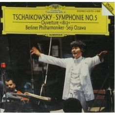 The Berliner Philharmonic performs Tchaikovsky's majestic '1812 Overture', under the direction of the magnificent Seiji Ozawa.