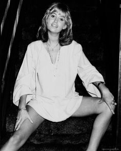 20 Stunning Black and White Photos of British Actress Susan George From the Late and Early ~ vintage everyday Classic Actresses, English Actresses, British Actresses, Actors & Actresses, Susan George Actress, Tan Bikini, Pin Up Photos, Hollywood Heroines, Jayne Mansfield