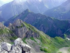 Lechtal - Wetterspitze Griessl & Alperschontal