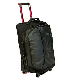 From 134.10:The North Face Rolling Thunder Carry-on Companion - Tnf Black 22 Inch