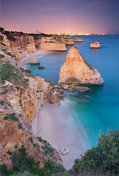 Praia Marinha, Algarve, Portugal  By Wonderful Places In The World