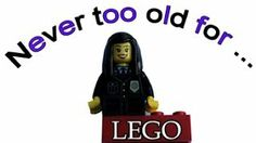 Melody Your Never Too Old For Lego Radio