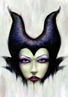 Maleficent by Dave Correia