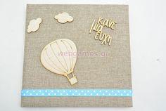 Βάπτιση : Βιβλίο Ευχών αερόστατο (853559)