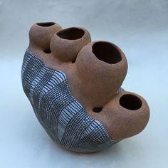 brown - ceramic - Jenny Joh