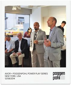Poggenpohl and AXOR joined last August 12th in the kitchen retailer's New York Studio, on Park Avenue to provide a CEU event for trade professionals – AXOR + Poggenpohl Power Play Series.