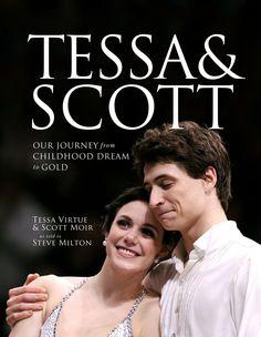 Tessa and Scott's book.