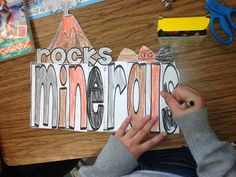 Engaging Rocks and Minerals Activities Fourth Grade Science, Kindergarten Science, Middle School Science, Elementary Science, Science Classroom, Teaching Science, Stem Teaching, Science Resources, Science Lessons