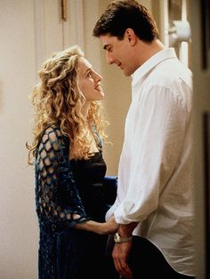 Carrie & Big.....miss them