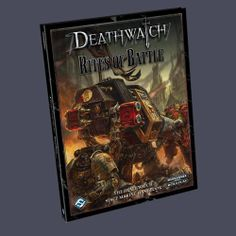 deathwatch role playing game pdf