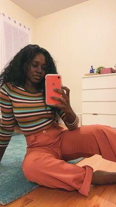 Black girl spring fashion how to wear pink for dark skin girls Outfits black girl Pink spring outfit Girls Winter Fashion, Black Girl Fashion, 90s Fashion, Spring Fashion, Fashion Clothes, Fashion Outfits, Fashion Trends, Vintage Outfits, Fashion Vintage