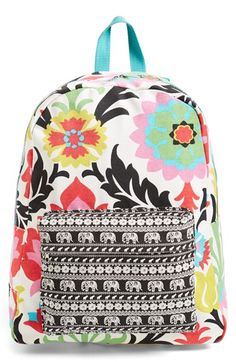 6adf28fb6c90 Tucker + Tate Print Backpack (Girls) available at  Nordstrom Girls  Accessories