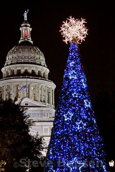 Christmas Lights 2012, Texas State Capitol | Flickr - Photo Sharing!