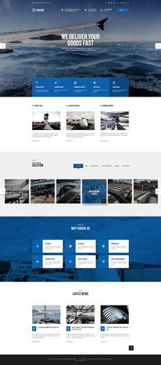 Layout Site, Website Layout, Web Layout, Layout Design, Form Design Web, Minimal Web Design, Homepage Design, Simple Website Templates, Web Company