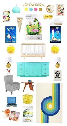 Yo soy una enamorada del diseño de interiores para niños y desde que tuve mis hijos es un gusto que ha ido creciendo exponencialmente cada vez que me toca preparar un espacio para ellos.