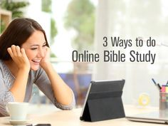 Being consistent in our Bible study is hard.Here are ways we can use online Bible study to help our congregations become better disciples.| Church Tech Today