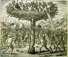 INFOAMÉRICA - La América de Théodore de Bry Black History, Awakening, Fields, Nativity, Native American, Art, Magick, Dibujo, Art Background