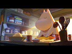 """트위터의 とらじ Toraji 님: """"Moomin sketch on iPad pro. Book Illustration, Digital Illustration, Illustrations, Les Moomins, Color Script, Tove Jansson, Color Studies, Visual Development, Storyboard"""