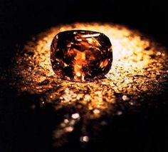 """The Golden Jubilee:  It's the largest faceted diamond in the world. But when it was first discovered in 1985, people in the industry refered to the 755.5 uncut rock as """"The Unnamed Brown"""" and """"The Ugly Duckling."""" Since it was kind of homely, De Beers decided to let jewel cutter Gabriel Tolkow sky try an experimental method of cutting using some untested tools. They figured if he messed it up, it was no great loss - the thing was going to be unmarketable anyway. Under Tolkow sky's hands…"""