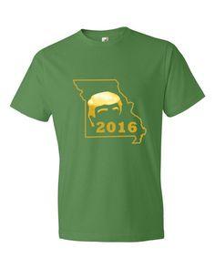 Trump 2016 Missouri Trump T Shirts