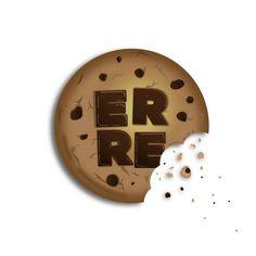 Galleta #erre #erreurrutia www.erreurrutia.com My Works, Design, Cookies
