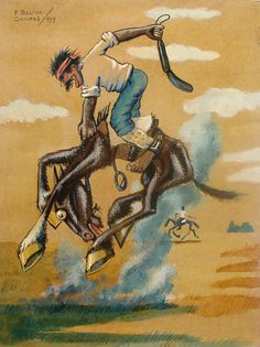 Molina Campos famous illustrator. Beautiful Horses, Caricature, Printables, Paintings, Cartoon, Humor, Comics, Drawings, Illustration