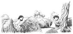 Fairy Unicorns: Magic Forest - Nuno Alexandre Vieira #fairy #unicorns #cloud #castle #magic #forest #fantasy #adventure #childrensbook #illustration #kidlitart #read #raiseareader #sharestories