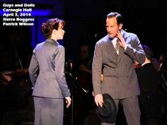 Guys and Dolls - Carnegie Hall - I'll Know - Patrick Wilson and Sierra Boggess