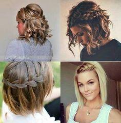 Imagenes de cabello corto para jovenes