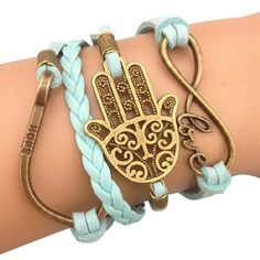 Hamsa Arm Party