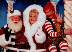 Mrs Santa Claus: Charles Durning, Angela Lansbury & Michael Jeter