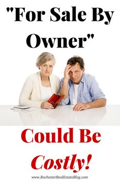 Selling For Sale By Owner Can End Up Costing a Seller Thousands of Dollars - http://rochesterrealestateblog.com/top-10-real-estate-myths-debunked/ via @KyleHiscockRE #realestate #FSBO #myths