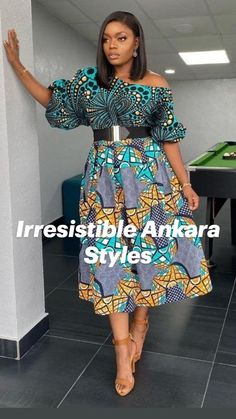 African Dresses For Kids, Latest African Fashion Dresses, African Dresses For Women, African Print Fashion, African Attire, African Print Dress Designs, Ankara Designs, African Traditional Dresses, Ankara Dress Styles